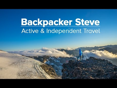 Backpacker Steve - Welcome to my Channel