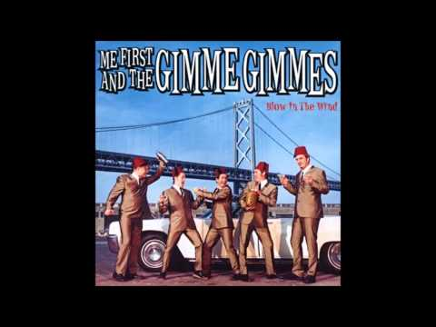 Me First and the Gimme Gimmes  Stand  Your Man Punk