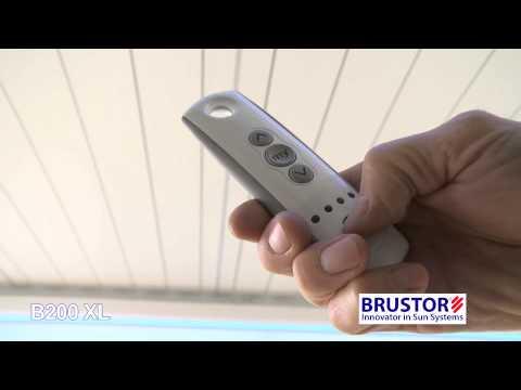 Video Bioklimatické pergoly BRUSTOR