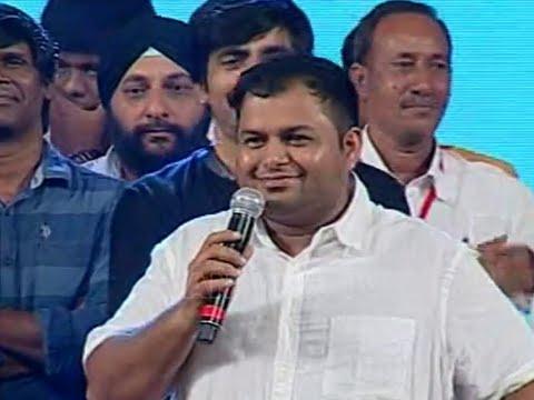 SS Thaman Speech at Power Audio Launch