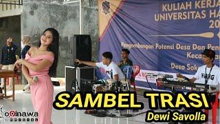 SAMBEL TRASI - Happy Asmara ( Cover by oQinawa - Dewi Savolla )