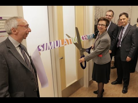 CAMH opens Simulation Centre