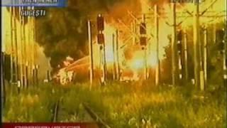 Accident feroviar Gugesti (jud. Vrancea) 15 august 2004