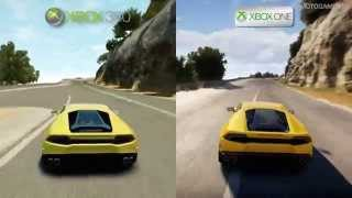 Forza Horizon 2 - Xbox 360 vs Xbox One - Graphics Comparison