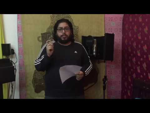 Voice Over Lesson : Advice For Absolute Beginners