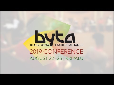 Black Yoga Teachers Alliance 2019 Conference Rise and Shine