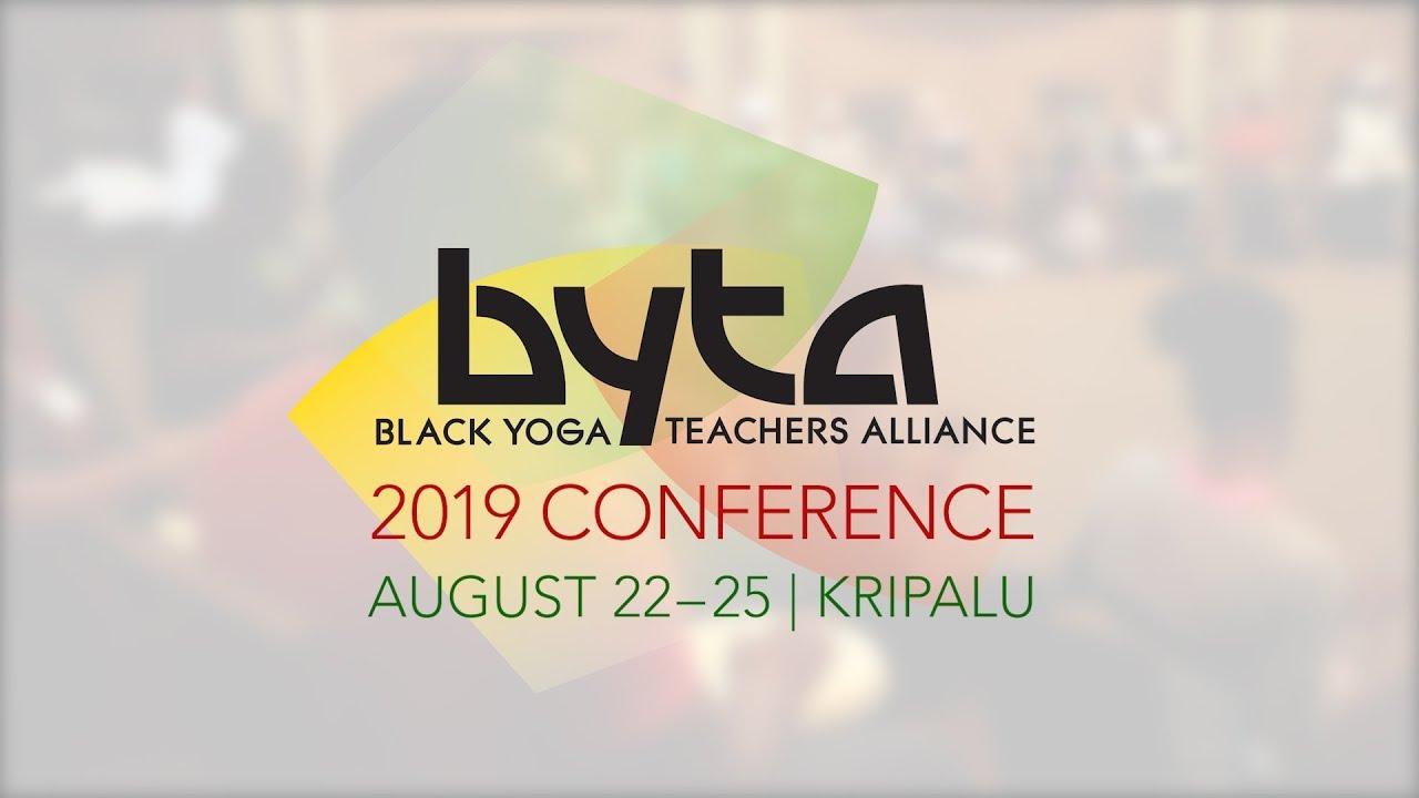 Black Yoga Teachers Alliance 2019 Conference Rise and Shine! | Kripalu