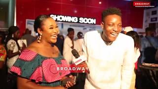 Odunlade Adekola, Femi Adebayo, Muyiwa Ademola And Others Grace Gbarada Movie Premiere