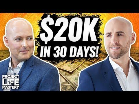 Beginner Amazon Seller Reveals How He Made $20K In 30 Days