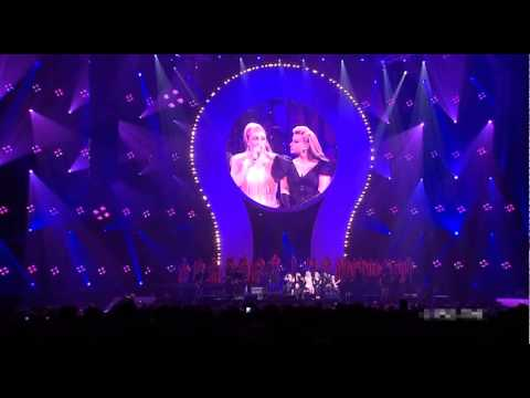 Natalia with Anastacia - One day in your life