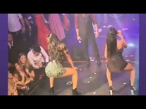 Mc Pocahontas e MC Mirella Dançando Quer Mais? Paris 6