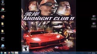Descargar e Instalar Midnight Club 2 Full en Español PC