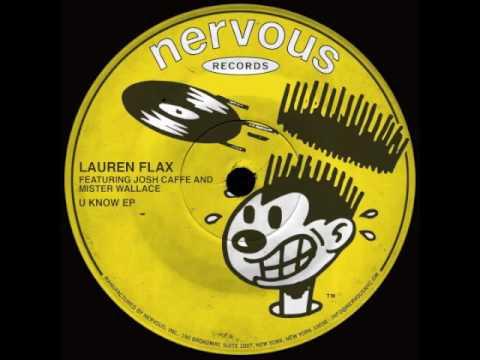 Lauren Flax - U Know feat. Josh Caffe
