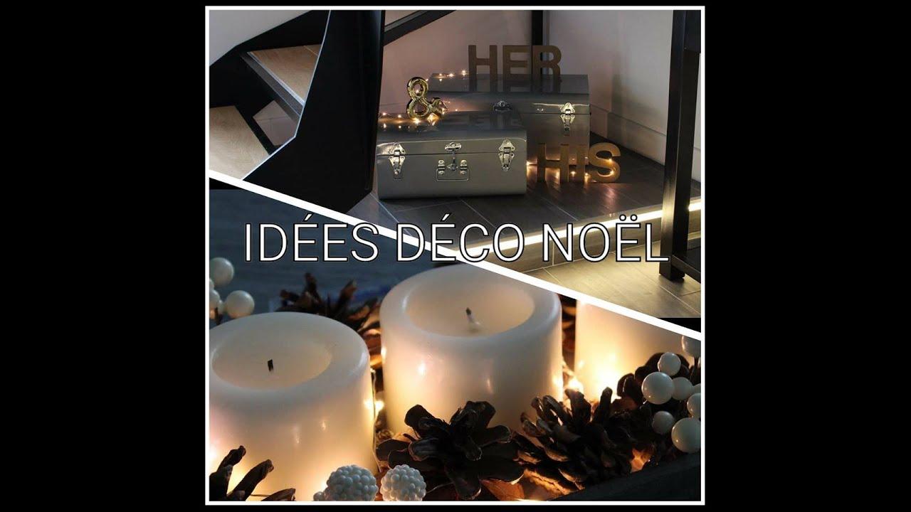 idee d co de no l haul action maison du monde leroy. Black Bedroom Furniture Sets. Home Design Ideas
