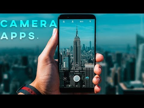 3 Best PROFESSIONAL DSLR Like Camera Apps For YOUR Android (2019)!