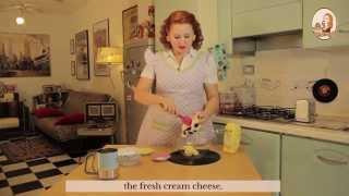 Carrot Cake - Torta Di Carote - Ricetta Per Pasquetta | Ginger Bread Head
