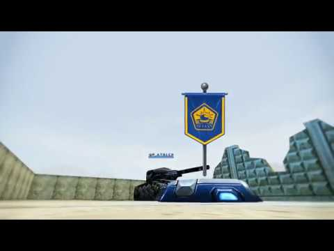 Tanki Online - Legenda 18