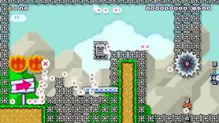 Nice day for an hard level 2.0: Beating Super Mario Maker's SUPER EXPERT Levels!