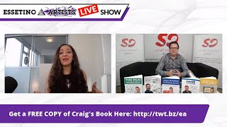 How to Grow Your Business Using LinkedIn with Craig Peloquin [LIVE INTERVIEW]