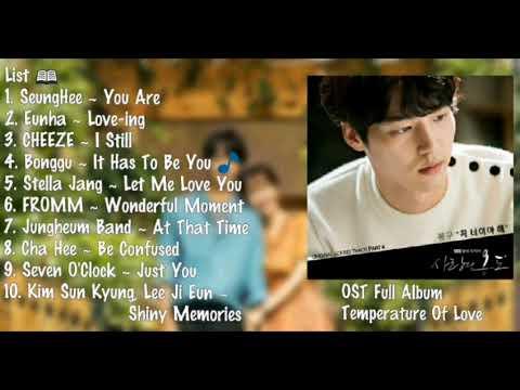 Temperature Of Love (사랑의 온도) OST Full Album