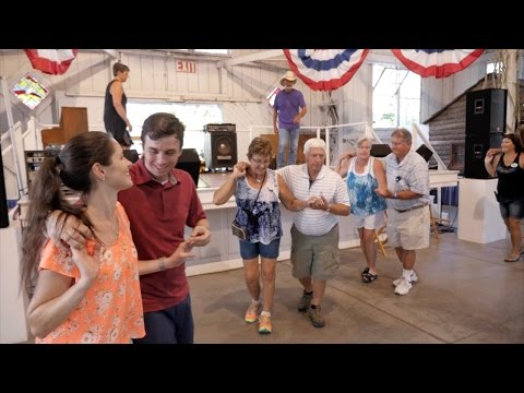 Couples Country Dance Lessons