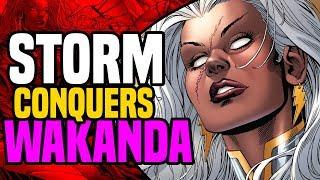 Black Panther: Storm Conquers Wakanda