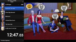 The Sims 2 (GBA): Any% - 2:36:59 (Speedrun) [OLD PB]