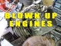 Blown Up Small Engines