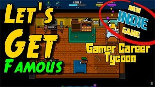 GAMER CAREER TYCOON | Let