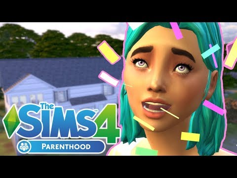 EXTRA TRAITS - The Sims 4 Parenthood | Episode 43