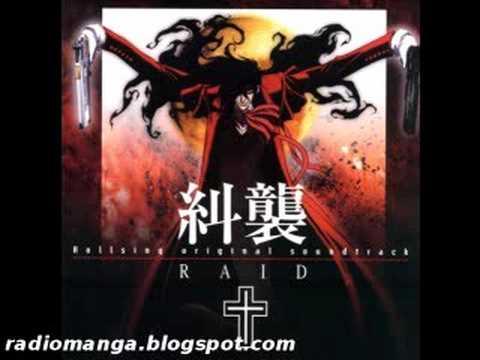 Hellsing  RAID OST  Shine
