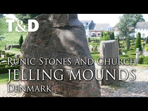 Jelling Mounds, Runic Stones and Church - Denmark - Travel & Discover