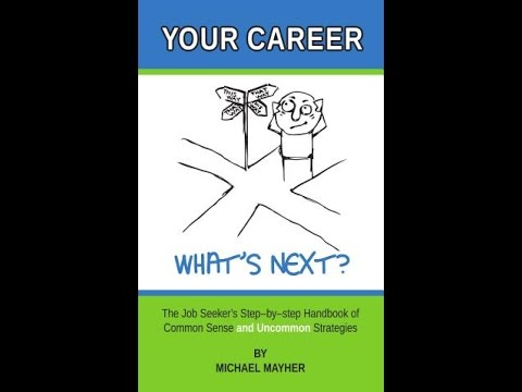 Do you transition?  Michael Mayher, employment expert knows how!