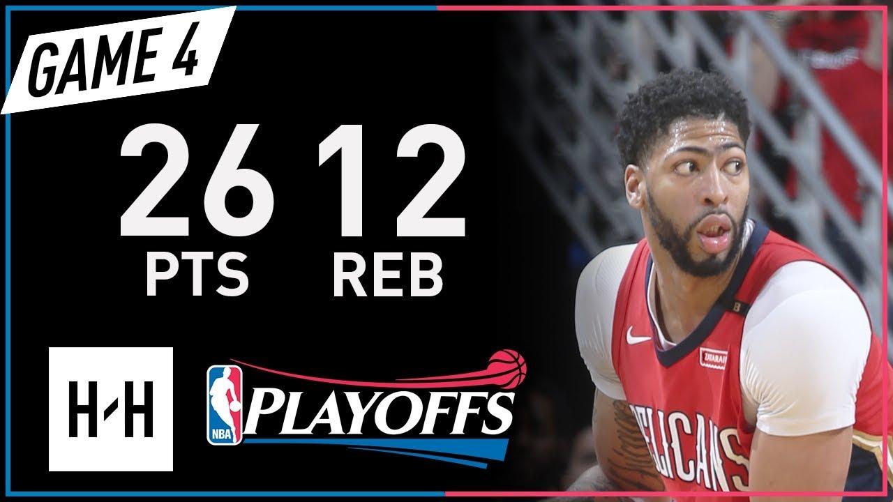 Game 4 Highlights Warriors vs Pelicans ...