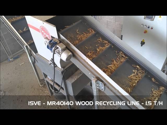 ISVE MR40140 WOOD