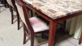Rockford Iii Counter Height Dining Table