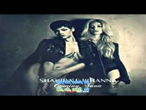Can't Remember to Forget You Lyrics - Shakira ft Rhianna