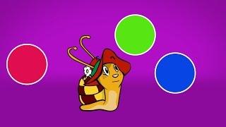 Farben - Lernen mit Monika Häuschen: Lernvideos für Kinder