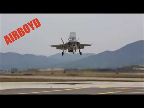 The F-35B At Marine Corps Air Station Iwakuni, Japan