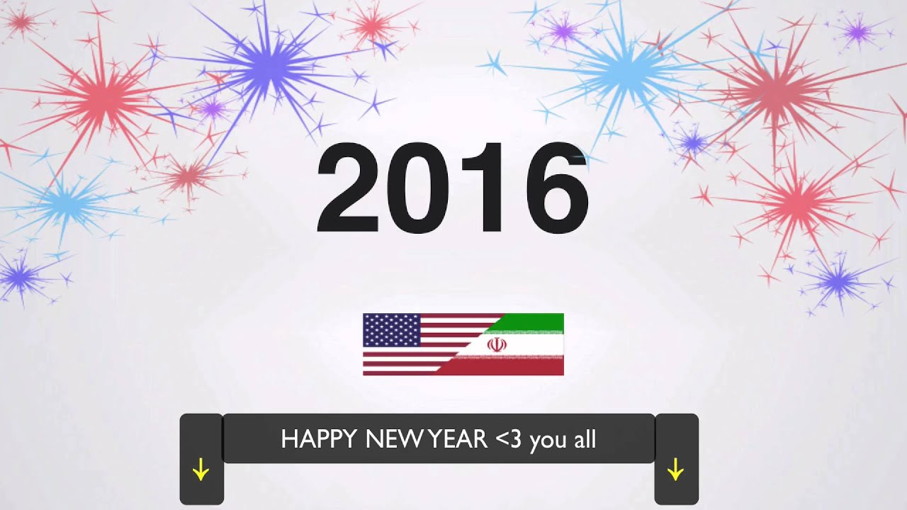 Persian accent happy new year 2016 youtube kristyandbryce Gallery