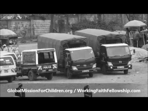 30,000 Lose Their Homes in the Kibera Slum Kenya - GMFC Update July 24th 2018