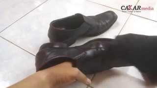 Cara Semir Sepatu Mengkilap