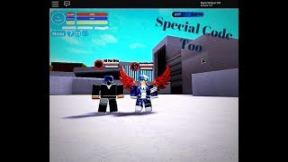 ROBLOX: Special Code in (BNR And Some Info On The New Boss)