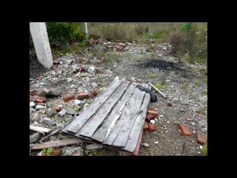 Руины воинской части около Красноуфимска
