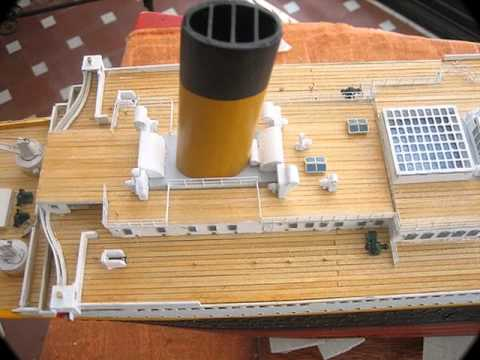 Titanic paso a paso youtube - Construccion del titanic ...
