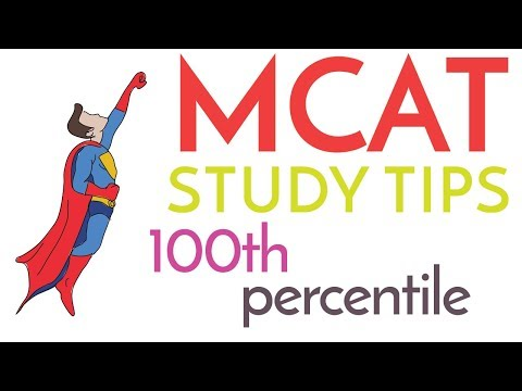 How I Scored 99 9th Percentile on the MCAT - How to Study