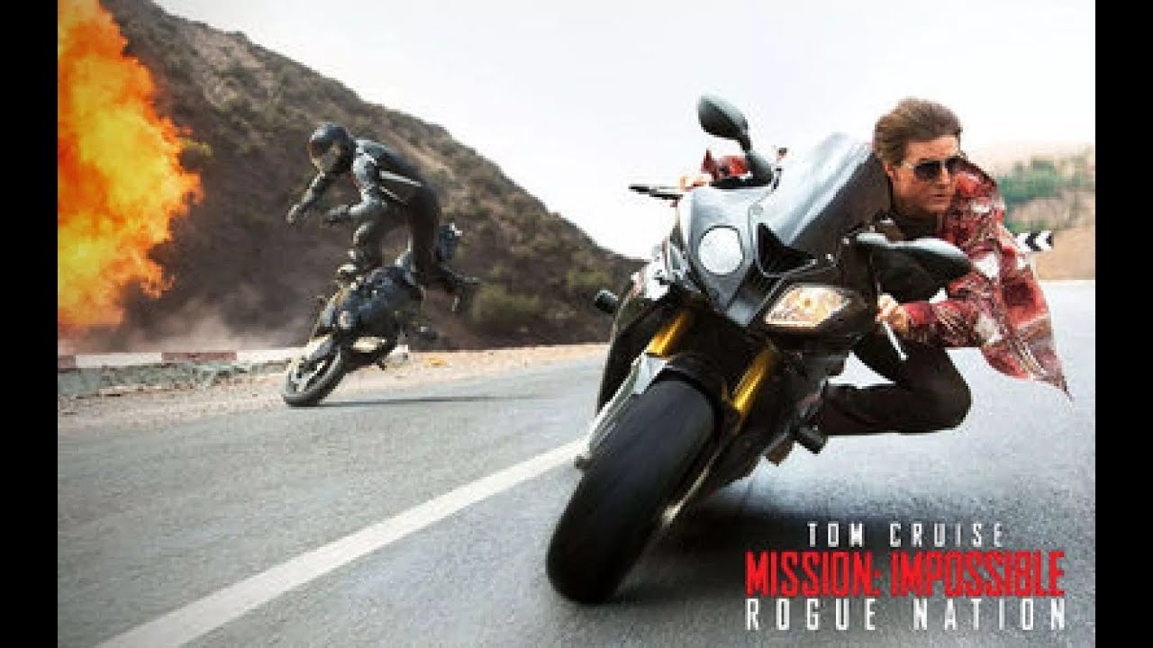 Mission Impossible - Rogue Nation Kinox