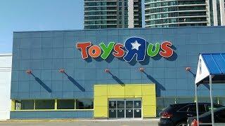 My Final? Trip To Toys 'r' Us Sherway Etobicoke, On. Canada