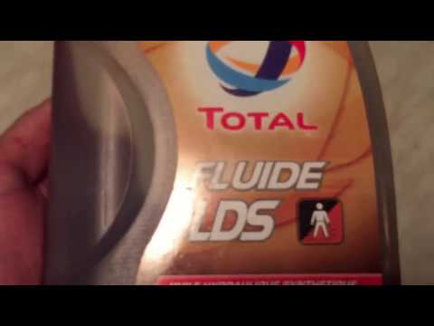Гидравлическая жидкость Total Fluide LDS