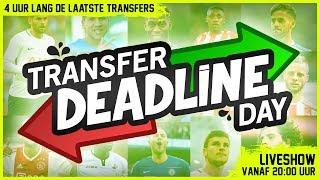 TRANSFERDEADLINE-UPDATES: Martina naar Feyenoord, Almiron naar Newcastle! | FC Afkicken